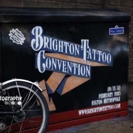 Brighton Tattoo Convention 2015 (part 2)