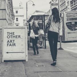 The Other Art Fair, London, April 2015